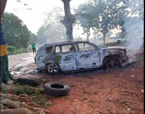 IPOB Denies Involvement In The Attack On Zone 13 Anambra