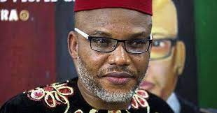 Gumi Advocates For Terrorists – Kanu On Arrest Of Journalists In Imo