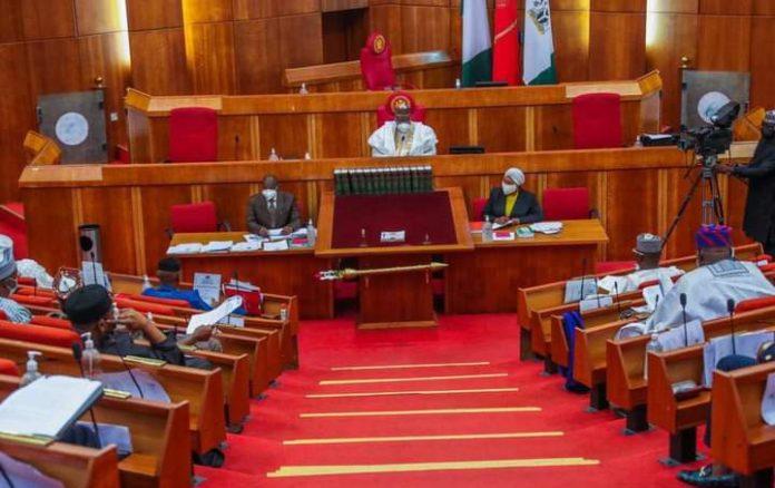 Ibezim Sworn In As Senator representing Imo North