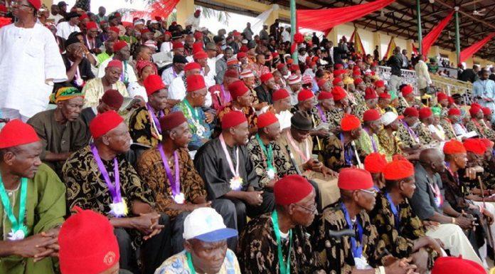 Igbo Presidency In 2023 Very Unlikely – Methodist Bishop