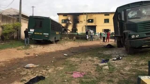 Imo Jail Break: Fleeing Inmate Arrested In Akwa Ibom
