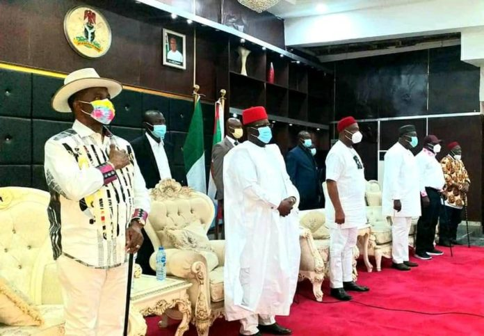 Insecurity Eastern Governors Establish 'EBUBE AGU'