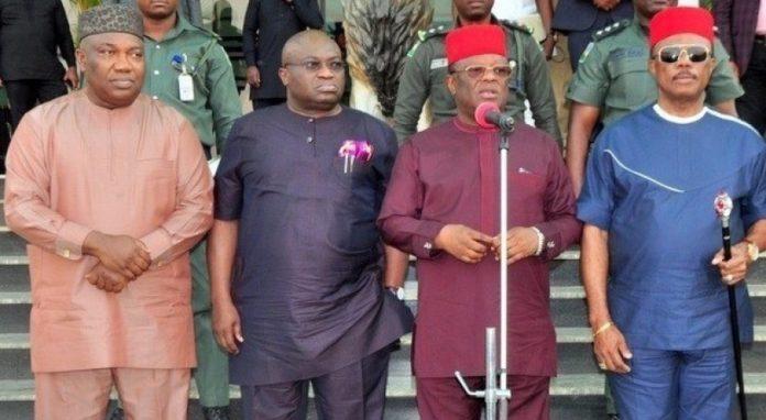Kanu Has Already 'Sentenced' SE Governors To Death - Ikpeazu