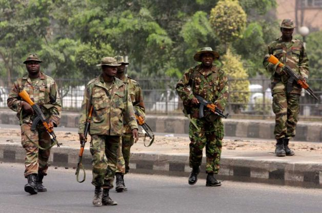 Soldiers 'Kill' Student Near Imo Government House