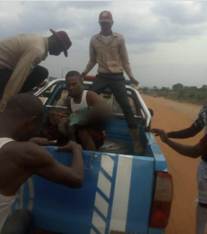 Speeding Driver Kills A Child In Anambra
