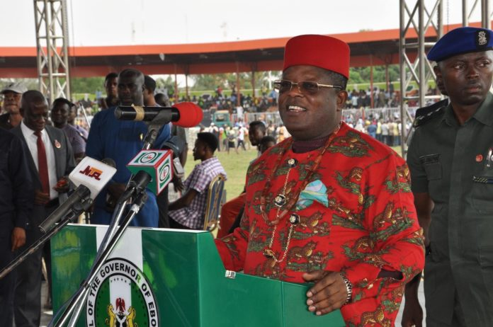 There Are Plots To Incite War In South East - Umahi