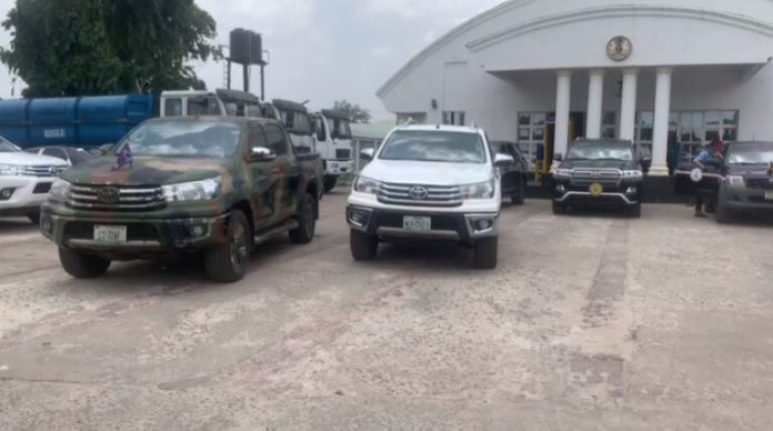 Uzodinma Meets With Heads Of Security Agencies Over Insecurity