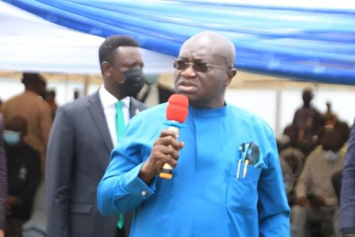 We Are Fulfilling Our Campaign Promises To Abians - Ikpeazu