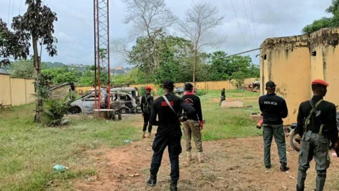 2 Officers Killed As Gunmen Set Attack Anambra Police Station