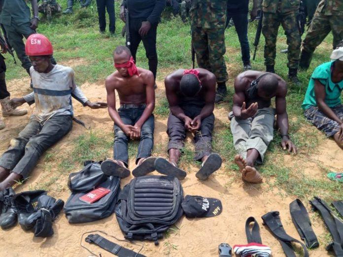 Nigerian Forces Kill IPOB ESN Fighters In Rivers