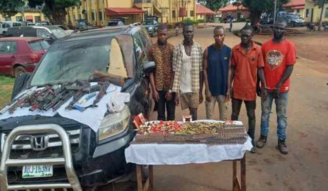 3 Killed As Police, Armed Robbers Clash In Ebonyi