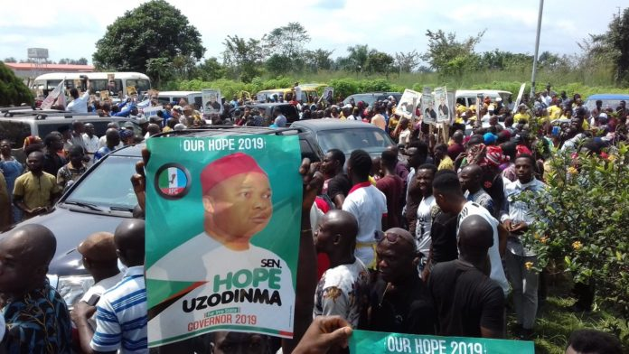CampHope: The Toppling Of Uzodinma's Political Band