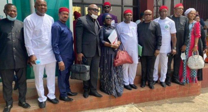 Anambra Guber PDP Clears Ekwunife, Ozigbo, 13 Others