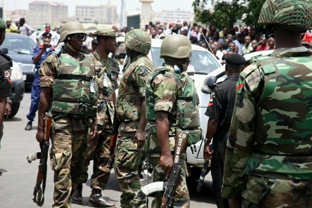 Anger As Soldiers Kill Businessman In Imo