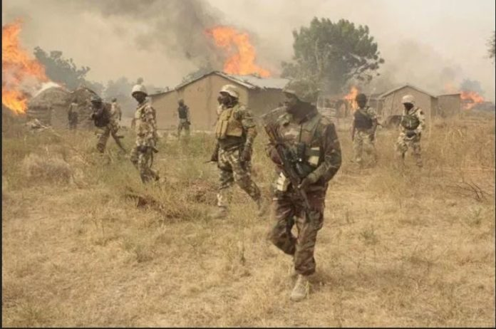 Anxiety Over Alleged Military Bombardment Of ESN Camps In Imo