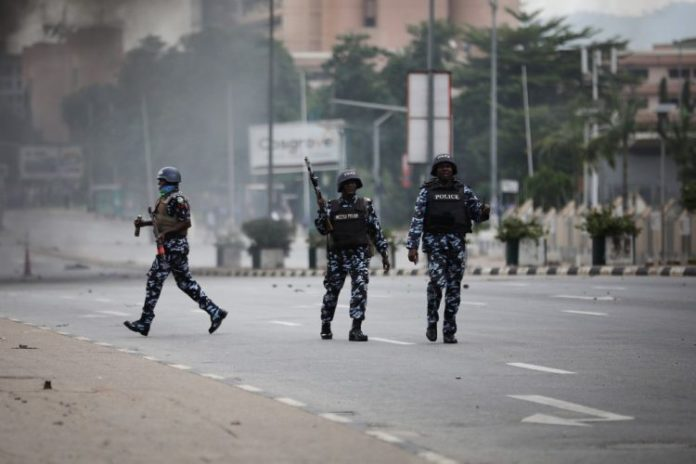 Army, Police Engage Gunmen In Massive Gun-Battle In Imo