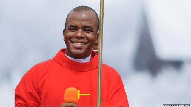 Bishop Onaga Wants Me Suspended For A Month - Mbaka