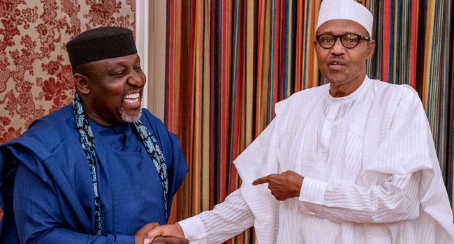 Buahri Must Change His Leadership 'Style' - Okorocha