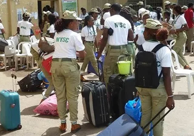 COVID-19 231 Corps Members Receive Vaccine In Anambra