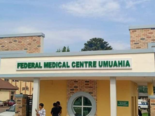 FMC Umuahia Vows To Provide Qualitative Health Care Services