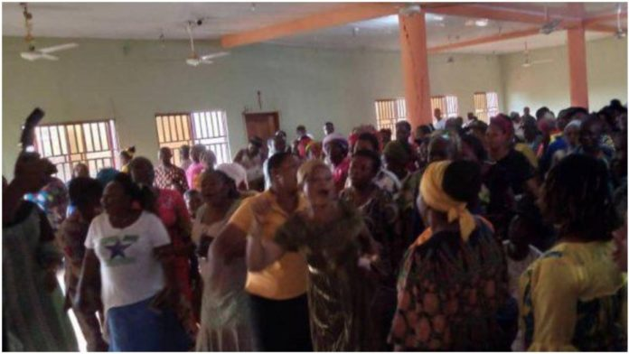 Elections: Women, Pouths Protest Governance In Anambra