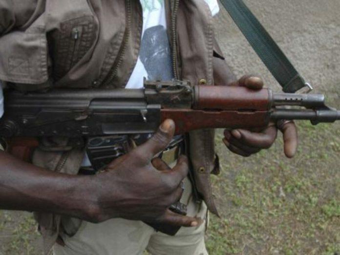 Gunmen Kill Policemen, Raze Van In Aniocha