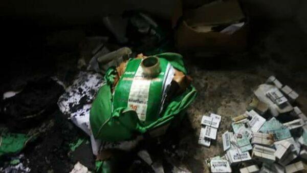 Gunmen Set INEC Office Ablaze In Abia