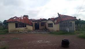 Hoodlums Set Two INEC Offices Ablaze In Ebonyi