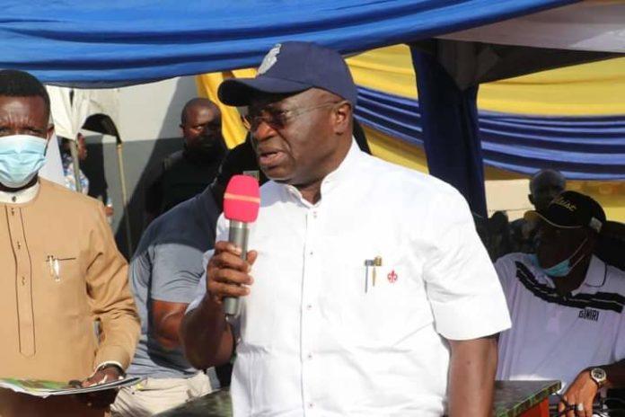 Ikpeazu Woes Businessmen, Fun Seekers To Aba