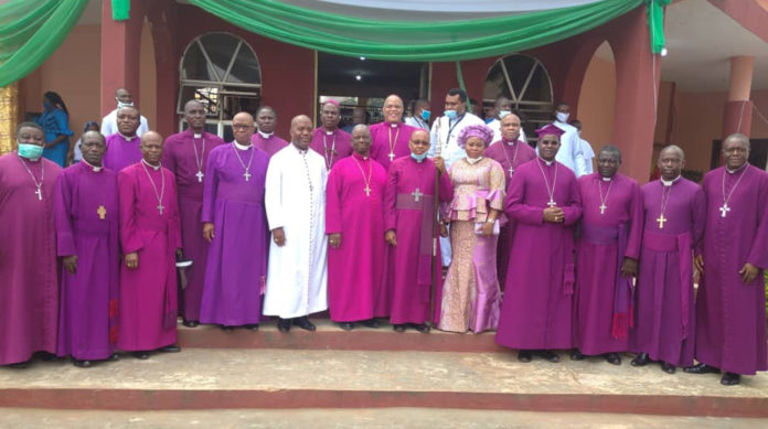 Insecurity Nigeria On Verge Of Collapse – Anglican Synod