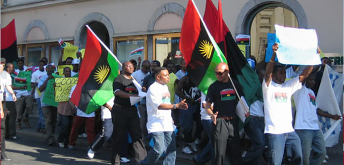 MASSOB Commends Churches Praying For Biafra
