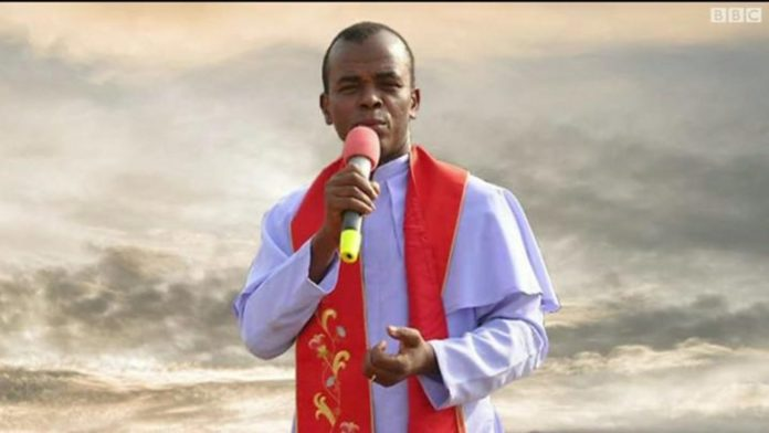 Mbaka Enugu Diocese Declares Prayers Over Altar Desecration