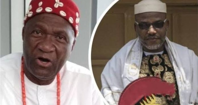 Nwodo Calls Out IPOB Over Alleged Plot To Attack Him