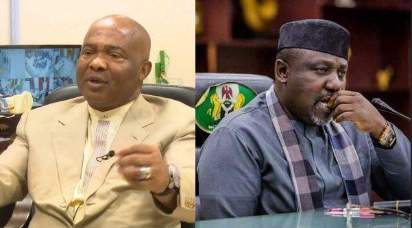 Okorocha Has Refused To Re-register As APC Member - Uzodinma