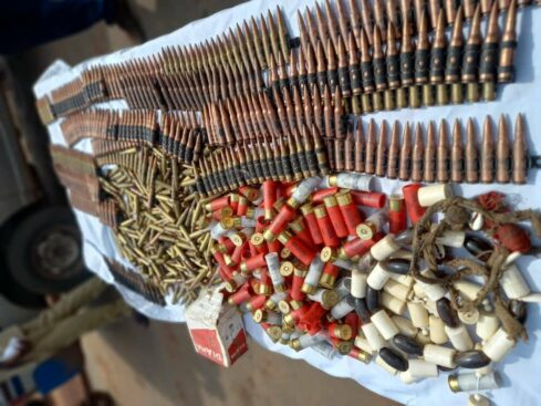 Police Intercept 753 GPMG Ammunition In Abakaliki