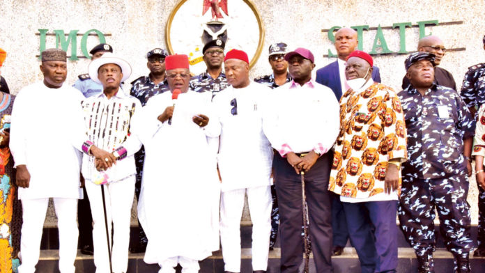 Release Political Prisoners Or Forget Anambra Election - Group