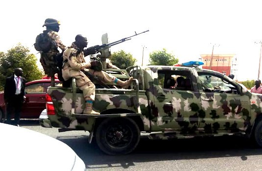 Security Forces Shoot Two Gunmen Dead In Imo