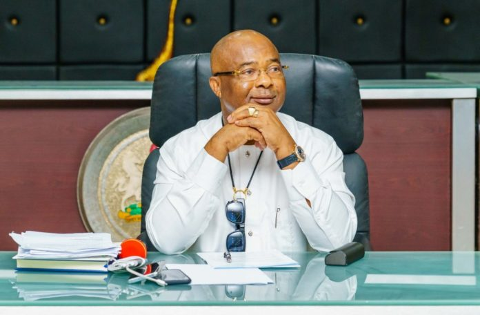 Uzodinma Returns To Imo Six Days After Attack On Home