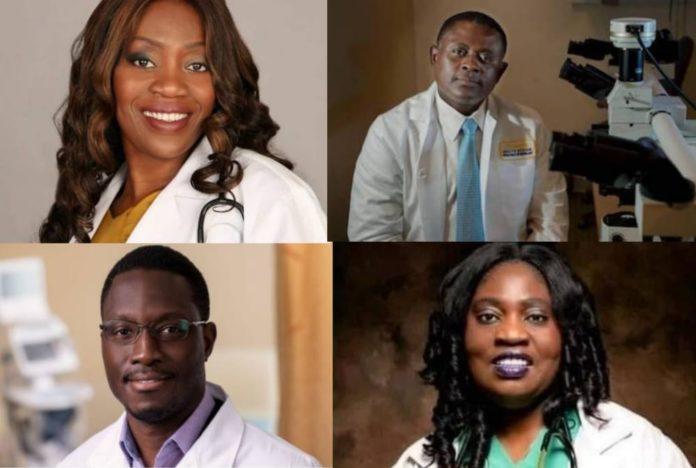 Igbo Medical Doctors Making Waves In The Diaspora