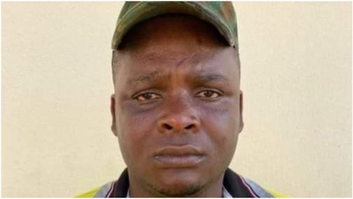 Ex-Soldier Arrested For Training 2,000 IPOB ESN Fighters