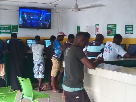 2 Arrested For Stealing ₦70,000 From Betting Shop In Imo