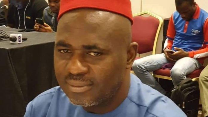 Anambra 2021 Ezenwankwo Rejects APGA Primary Result