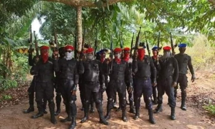 ESN Beheads Native Doctor Over Impotent Charms