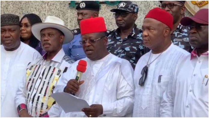 Ebubeagu Has Failed To Address Insecurity In Igboland — INC