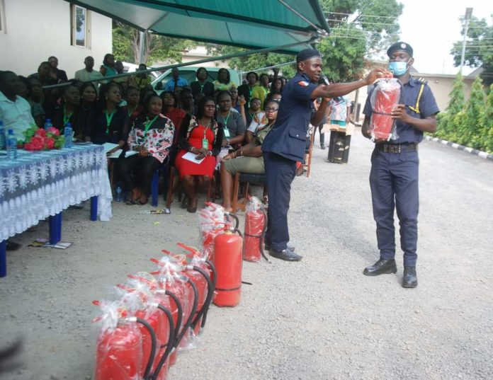 Enugu Approves Installation Of Fire Extinguishers In Schools
