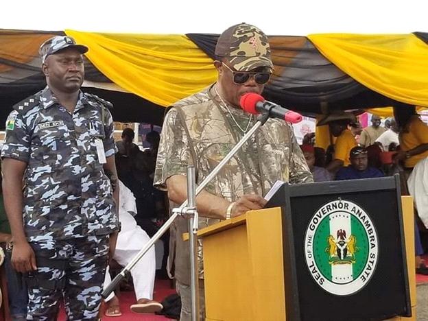 Governor Obiano Flags Off 2021 Wet Season Farming