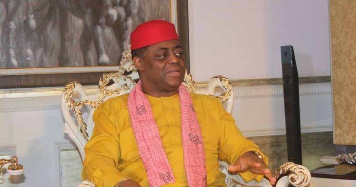 Gulak Was Not My Guest – Uzodinma Rebukes Fani-Kayode