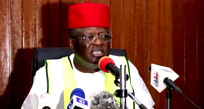 Gunmen Are Not Unknown, They Are Our Young Men, Women – Umahi