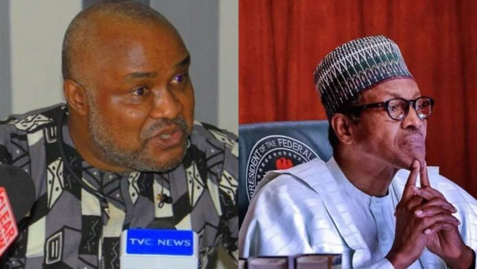HURIWA Blasts Buhari For Referring To All Igbos As IPOB