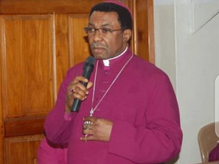 How Kanu Was Trapped With A Woman - Archbishop Chukwuma